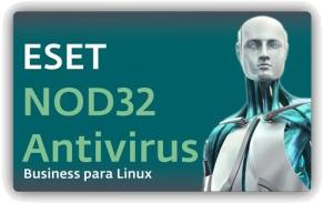 Eset Nod32 Antivirus 4 Business edition for Linux