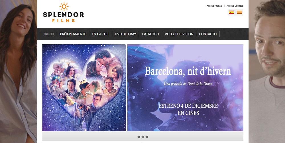 Splendor films