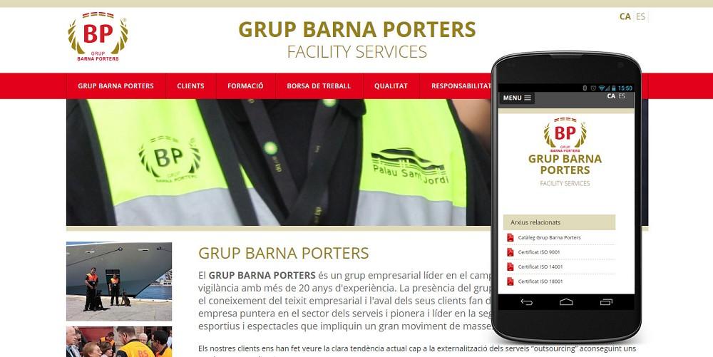 Barnaporters